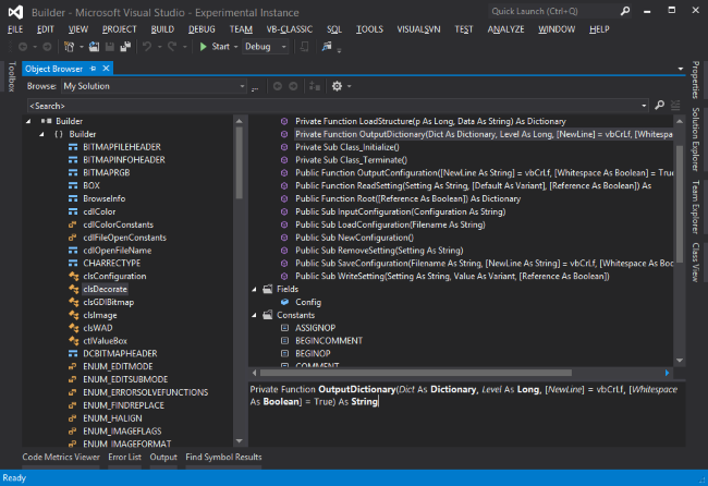 visual basic tools for visual studio visual studio marketplace