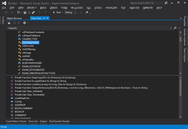 Visual Basic Tools for Visual Studio - Visual Studio Marketplace